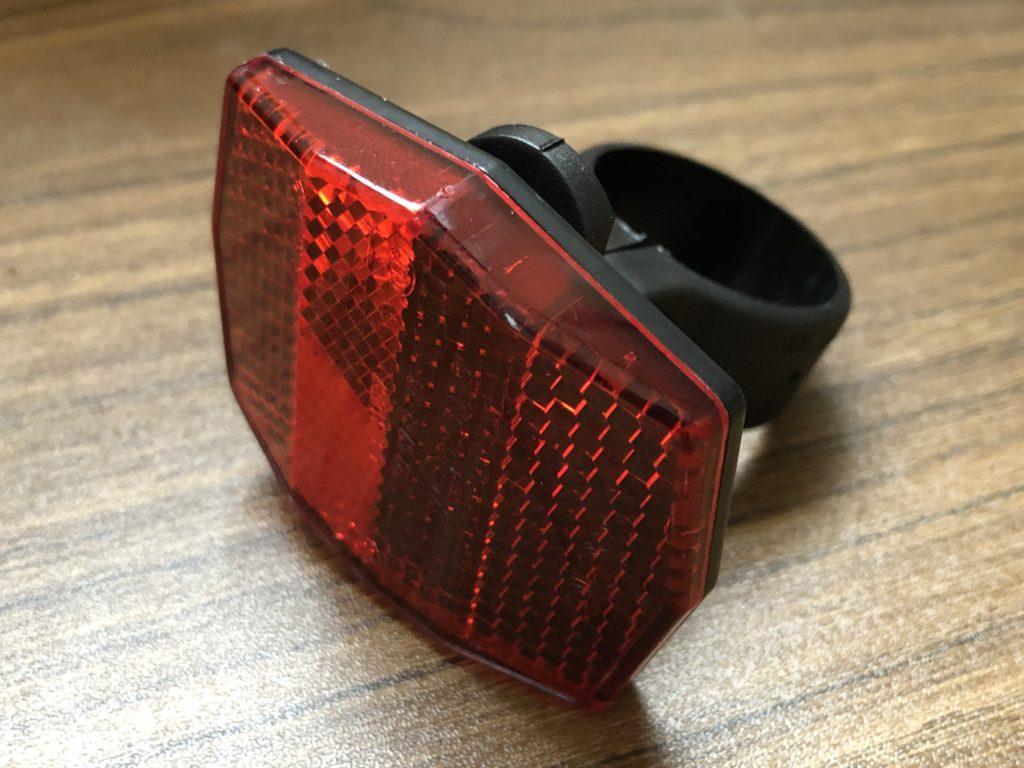 tern RIP 2020: 標準装備の赤いリフレクター