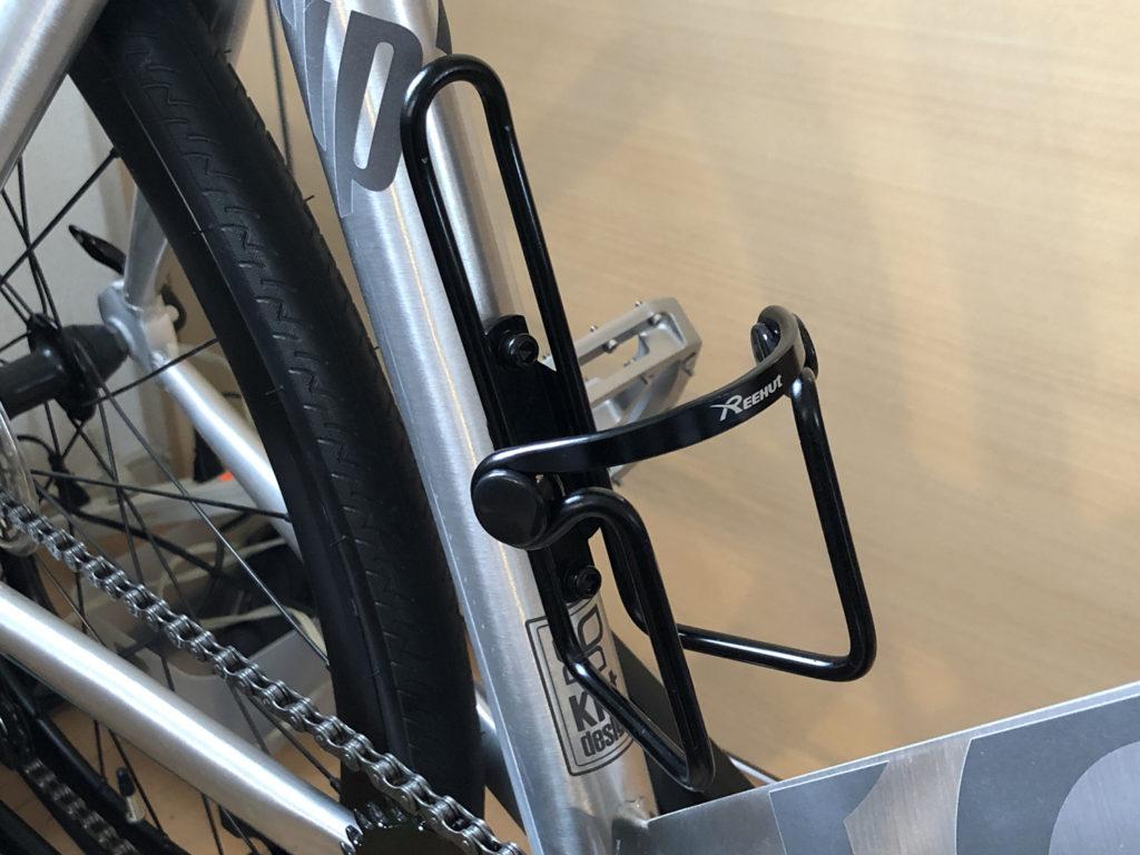 REEHUT 自転車 ボトルケージ ボトルホルダー ドリンクホルダー デュラケージ ケージ 自転車用 ロードバイク クロスバイク 超軽量 アルミ合金製 2個セット