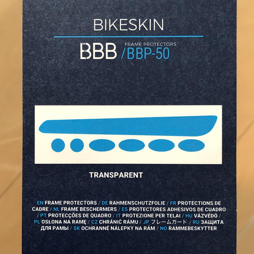 tern RIP:2020 Silk Polish  BIKESKIN BBBフレームプロテクター