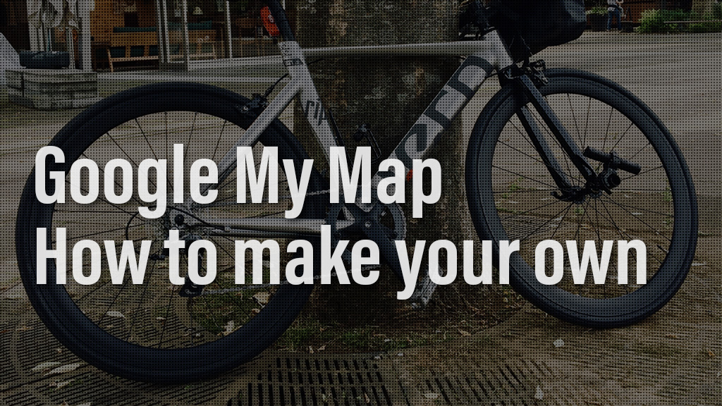 Google My Map How to make your own