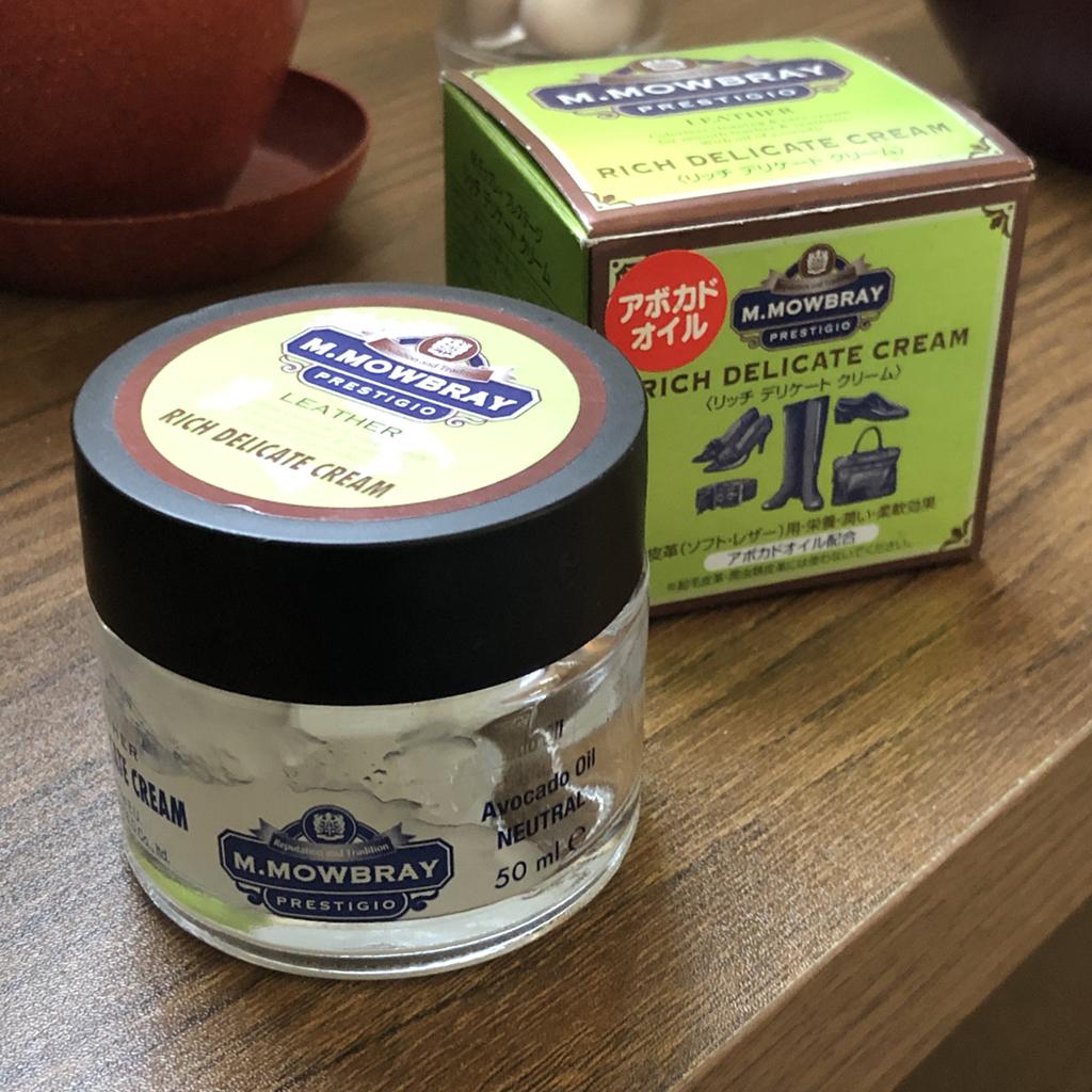 M.Mowbray Rich Delicate Cream