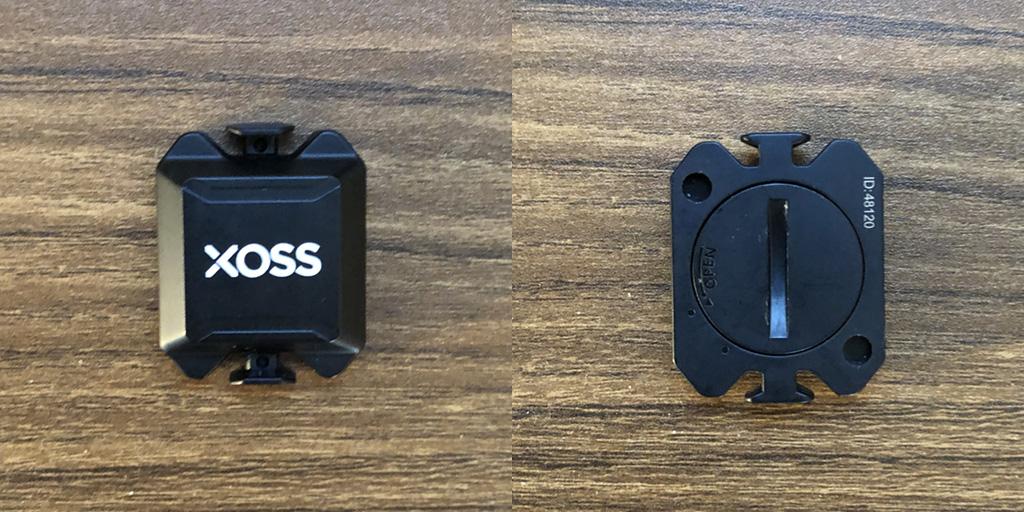 XOSS スピード/ケイデンスセンサー本体